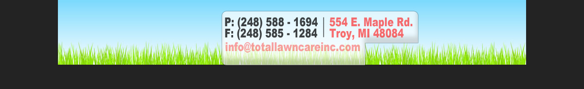 Total Lawn Care Inc.