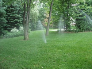 Sprinkler Installation Turn On Winterization and Repair in Oakland County Michigan