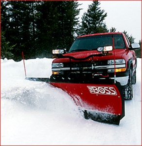 Seasonal Snow Removal Services and Plowing with Salting