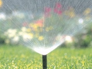 Winterize your Sprinkler System
