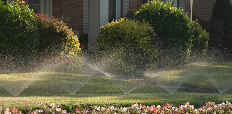 Sprinkler System Installation and Design in Rochester and Troy Michigan